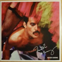 Freddie Mercury – Never Boring