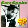 Sam Cooke – What A Wonderful World