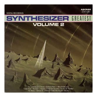 Ed Starink ‎– Synthesizer Greatest Volume 2