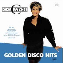 C.C. Catch ‎– Golden Disco Hits (Part 1)