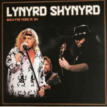 Lynyrd Skynyrd ‎– Back For More In '94