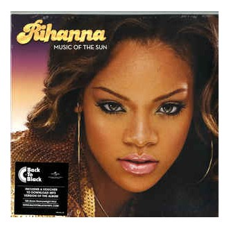 Rihanna ‎– Music Of The Sun