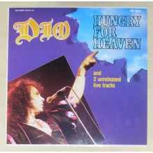 Dio ‎– Hungry For Heaven