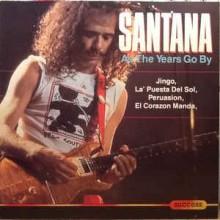 Santana – As The Years Go By