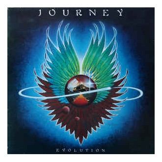 Journey ‎– Evolution