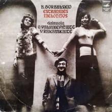 O. Valiukevičiūtė, V. Rakauskaitė – B. Gorbulskio Estradinės Melodijos