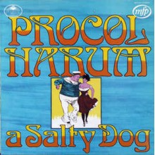 Procol Harum ‎– A Salty Dog