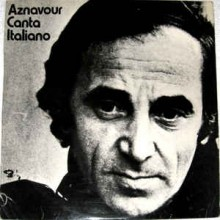 Charles Aznavour – Aznavour Canta Italiano