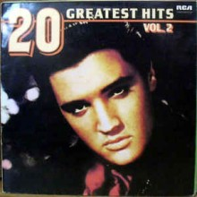 Elvis Presley ‎– 20 Greatest Hits Vol. 2
