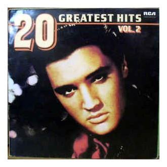 Elvis Presley – 20 Greatest Hits Vol. 2