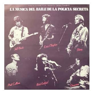 Various – La Música Del Baile de La Policía Secreta