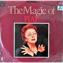 Edith Piaf ‎– The Magic Of Piaf