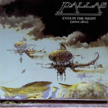 Pallas ‎– Eyes In The Night