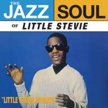 Little Stevie Wonder ‎– The Jazz Soul Of Little Stevie