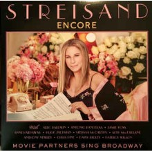 Streisand ‎– Encore: Movie Partners Sing Broadway
