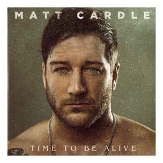 Matt Cardle – Time To Be Alive
