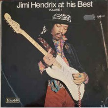 Jimi Hendrix ‎– Jimi Hendrix At His Best (Volume 1)