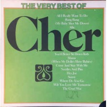 Cher ‎– The Very Best Of Cher