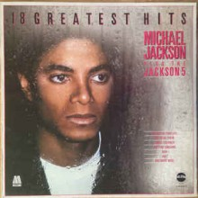 Michael Jackson Plus The Jackson 5 ‎– 18 Greatest Hits