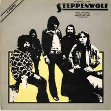 Steppenwolf ‎– Four Tracks From Steppenwolf