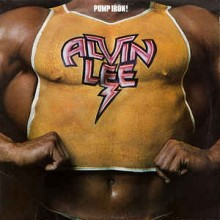 Alvin Lee ‎– Pump Iron!