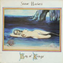 Steve Hackett ‎– Bay Of Kings