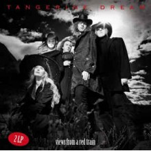 Tangerine Dream ‎– Views From A Red Train