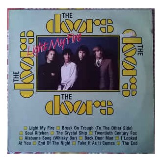The Doors ‎– Light My Fire