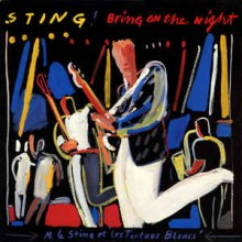 Sting ‎– Bring On The Night