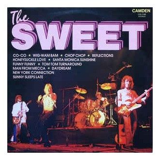 The Sweet ‎– The Sweet