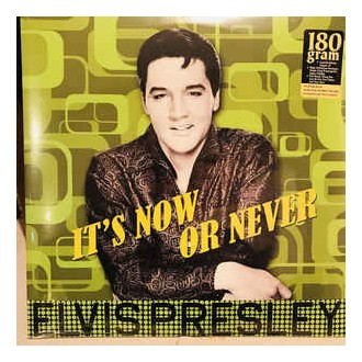 Elvis Presley ‎– It's Now Or Never