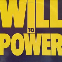 Will To Power ‎– Will To Power