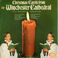 The Choir Of Winchester Cathedral* – Christmas Carols From Winchester Cathedral