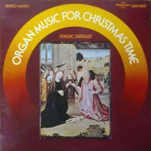 Ferenc Gergely – Organ Music For Christmas Time