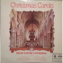 Cathedral Choir – Christmas Carols From Exeter Cathedral