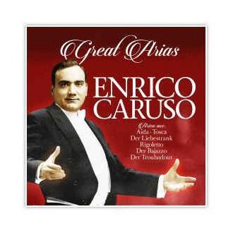 Enrico Caruso – Great Arias