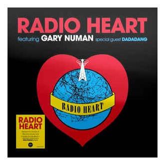 Radio Heart Featuring Gary Numan Special Guest Dadadang – Radio Heart
