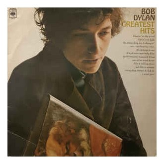 Bob Dylan ‎– Greatest Hits