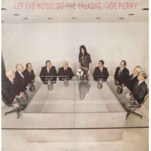The Joe Perry Project – Let The Music Do The Talking