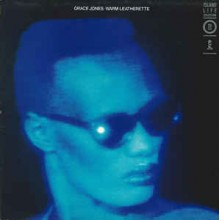Grace Jones ‎– Warm Leatherette