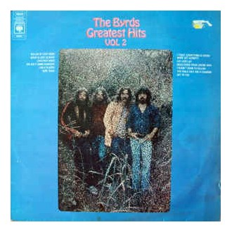 The Byrds ‎– Greatest Hits Vol 2