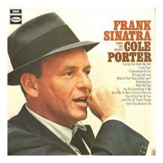Frank Sinatra ‎– Sings The Select Cole Porter
