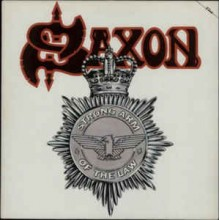 Saxon – Strong Arm Of The Law