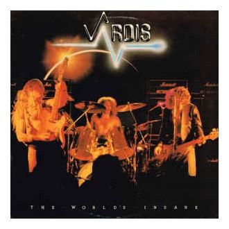 Vardis – The World's Insane