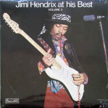 Jimi Hendrix ‎– Jimi Hendrix At His Best (Volume 3)