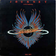 Journey ‎– In The Beginning - 1975-1977