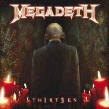 Megadeth – Th1rt3en