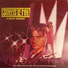 Various – Streets Of Fire - Music From The Original Motion Picture Soundtrack