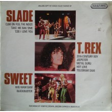 Various – Million Copy Hit Songs Made Famous By T. Rex, Slade And Sweet