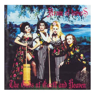 Army Of Lovers ‎– The Gods Of Earth And Heaven
